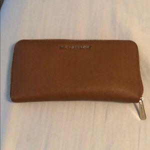Michael Kors giant wallet